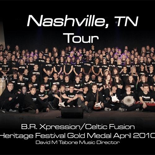 BR Xpression and Celtic Fusion