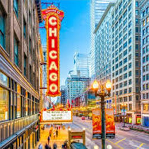 Worldstrides – Heritage Music Festival BR Music Trip CHICAGO – APRIL 22-26,2020 Oct  2019