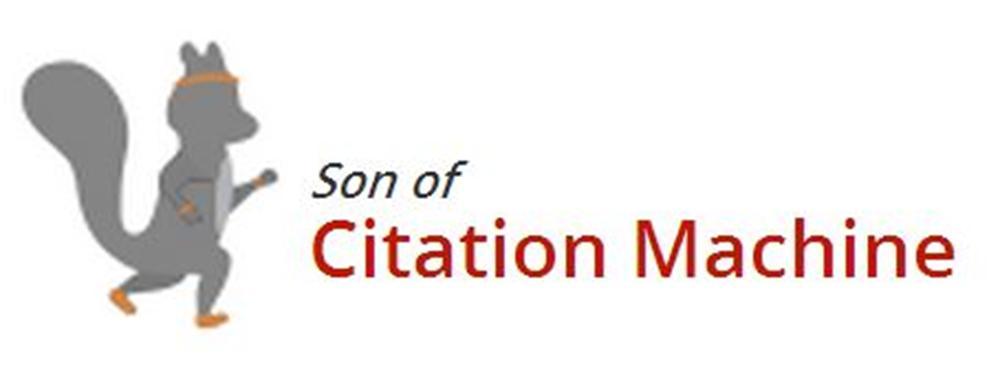 Citaten Coaching : Son of citation machine