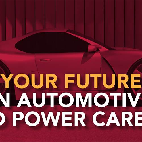 Test drive a career in the automotive trades