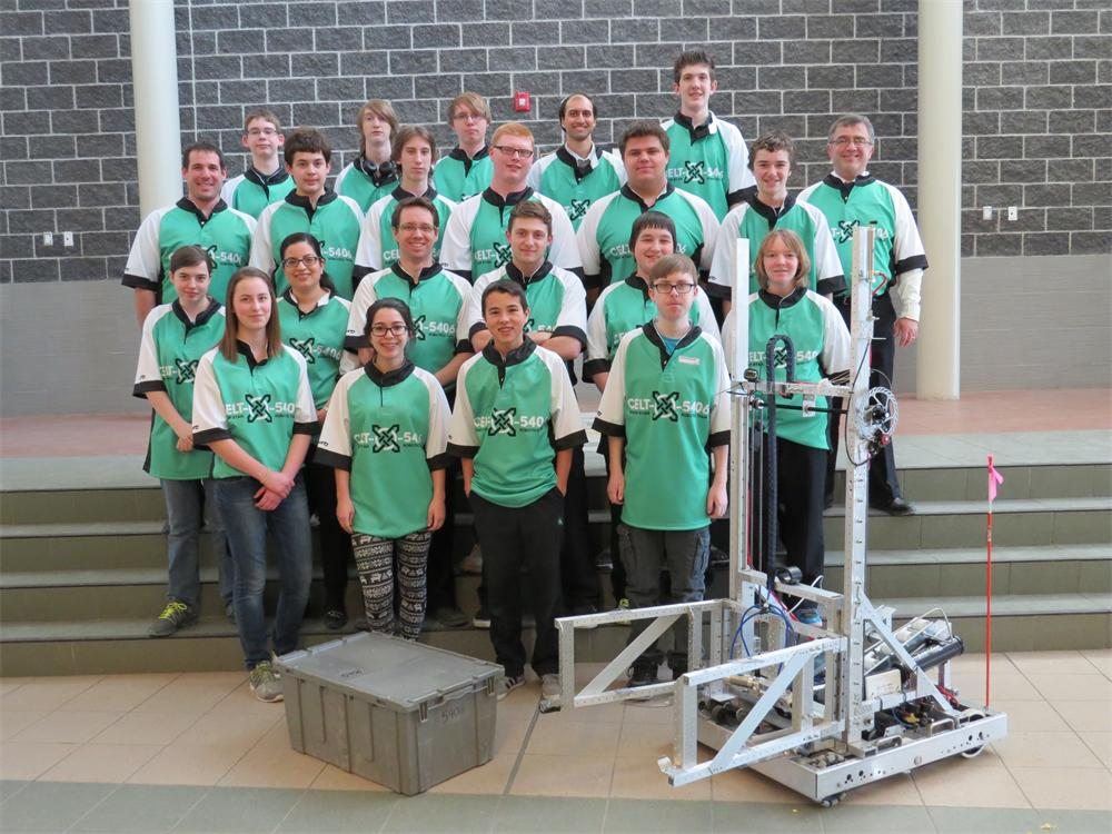 Bishop Ryan Robotics Team - Heading to World Championship!